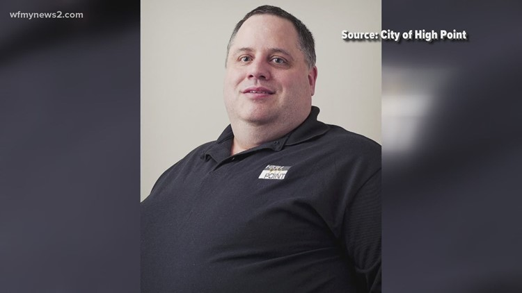 High Point first responders deliver 'final call' for beloved 911 operator who died