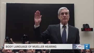 What Robert Mueller's Body Language Has To Say During Congressional Hearing