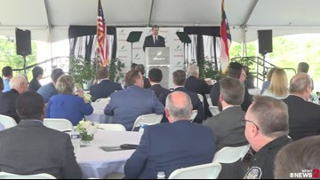 'First in Flight Has a New Meaning in North Carolina': Gov. Roy Cooper