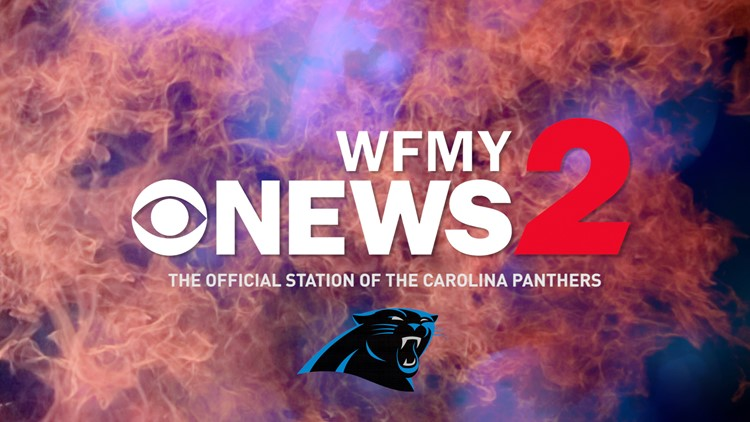 WFMY News 2 is the official station of the Carolina Panthers
