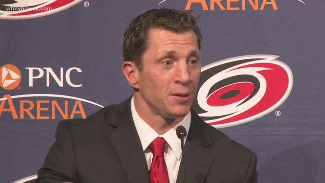 Carolina Hurricanes Welcome New Coach