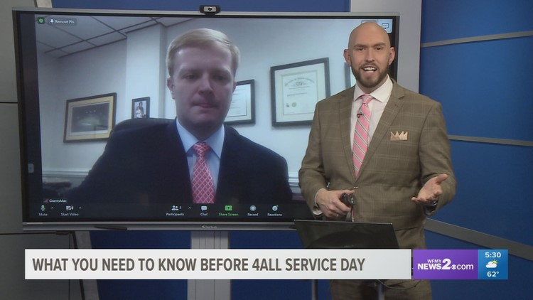 4All Service Day court proceedings questions answered Part 1: 2 Wants to Know