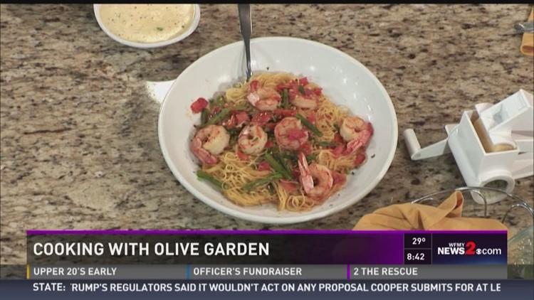 shrimp scampi inspired by olive gardens - Olive Garden Shrimp Scampi