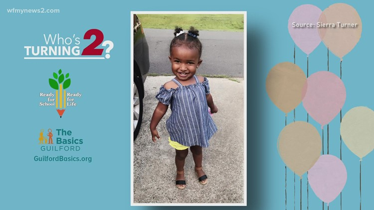 Who's Turning 2 in the Triad