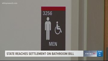 State Reaches Settlement On So-Called Bathroom Bill