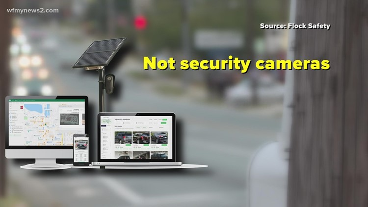 Greensboro safety cameras | A closer look at how GPD plans to use them