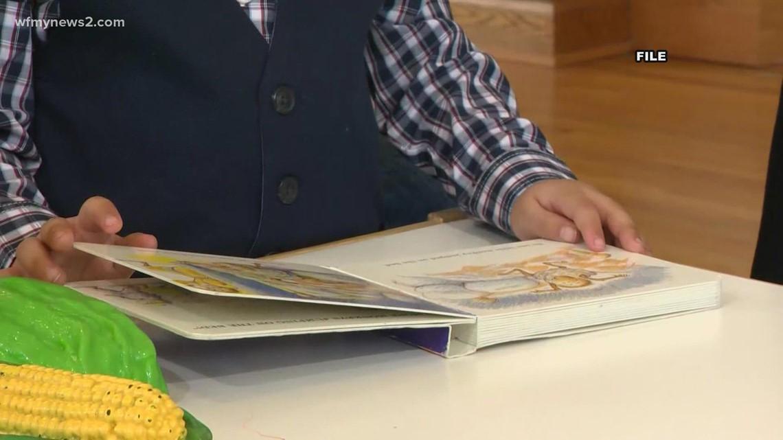 New High Point partnership preparing children for success in school