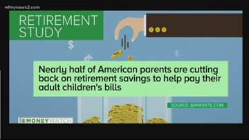 Adult Children Are Costing Their Parent's Their Retirement Funds