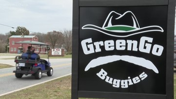 Four 2 Five: Ride in style with GreenGo Buggies