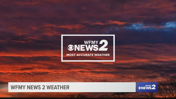 Tim Buckley's Weather Forecast for May 12th