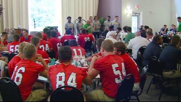 Alamance County High School Football Media Day