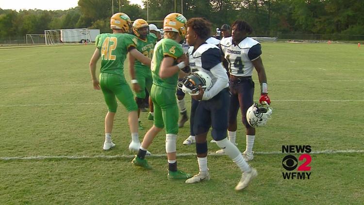 Cummings vs. Eastern Alamance: Monday Night High School Football