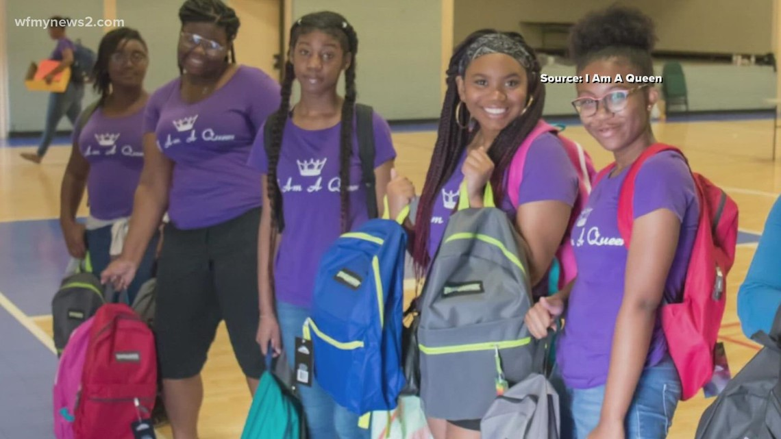 Greensboro nonprofit holds school supplies giveaway