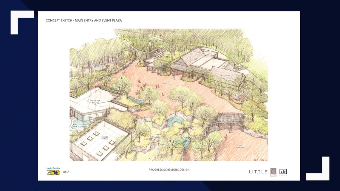 NC Zoo To Get Even Wilder! Asia, Australia In The Works With New ...