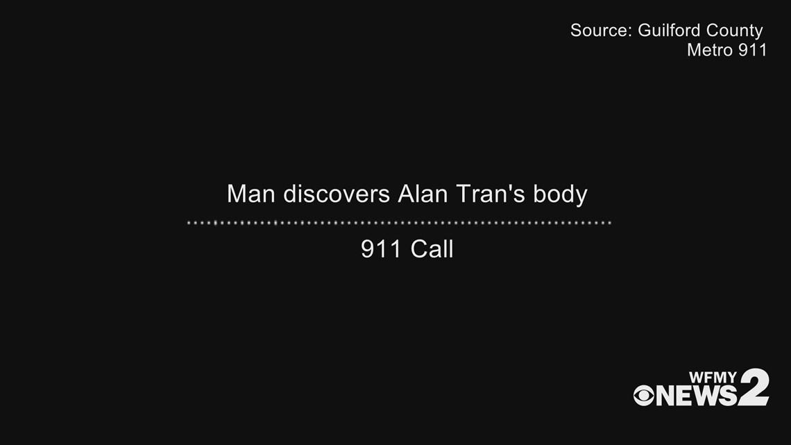 911 Call - Alan Tran's body discovered