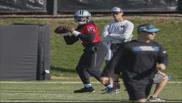 Panthers Focus On Newton's Throwing Mechanics After Surgery