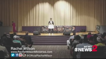 Greensboro Gospel Singer Overcomes Poverty, Depression and Deceptive Labels, Inks Record Deal