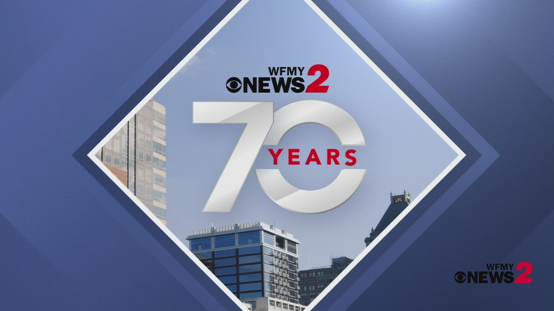 WFMY 70 | August 18, 1949: WFMY-TV Originates First Live Broadcast in North Carolina
