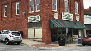 The last days of Royall's Soda Shoppe