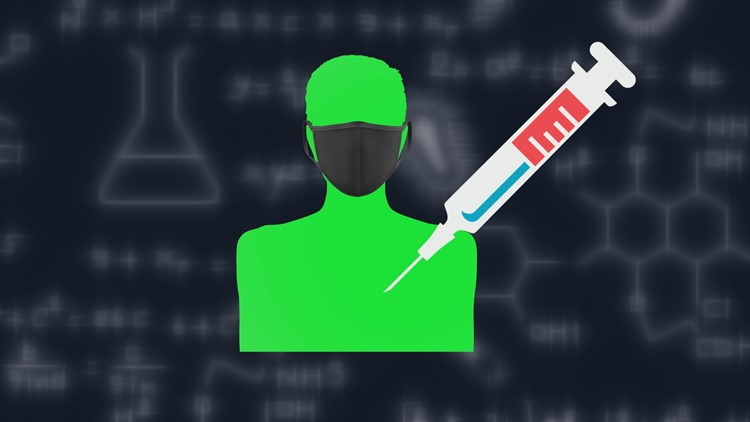 You got vaccinated. Why is the CDC saying you should wear a mask again?