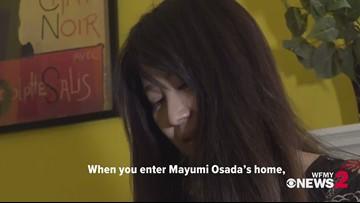 Mayumi Osada saves Shochu