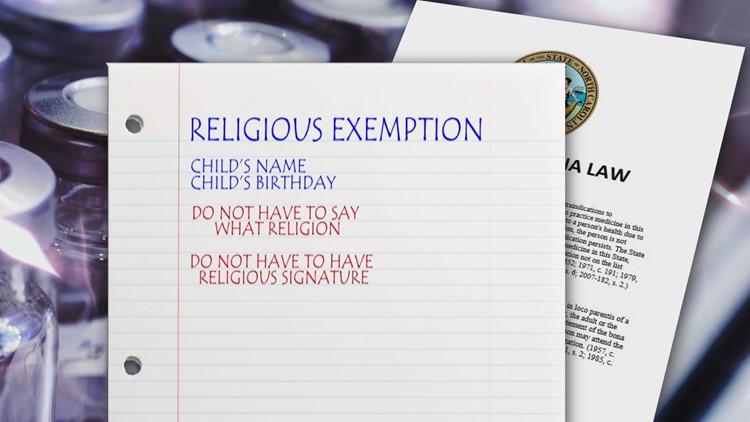 Religious Exemption