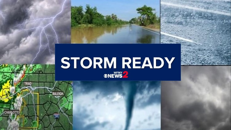 BLOG: Tracking severe weather in the Piedmont-Triad