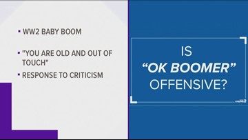 Do You Think The Phrase 'OK Boomer' Is Offensive?