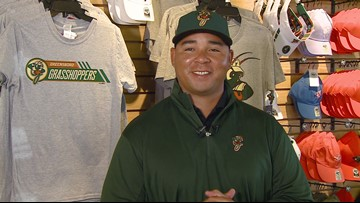 Interview With Greensboro Grasshoppers Manager Miguel Perez