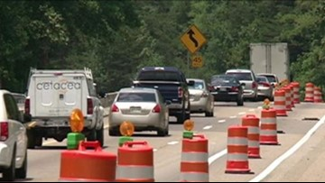 I-85, Business 85 To Experience Closures Due To Road Construction Over The Weekend: NCDOT