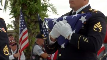Thousands Pay Respects at Funeral for Veteran With No Family