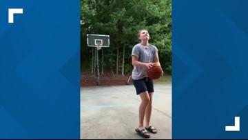 UNC Women's Basketball Guard's Impressive Backward Shot Streak Goes Viral and She's Got Ties to the Triad!