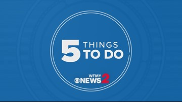 5 Things To Do In The Triad This Weekend: Oct. 18-20
