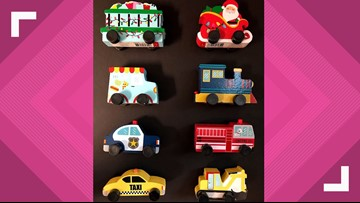 Target Recalls Wooden Toy Cars Due To Choking Hazard