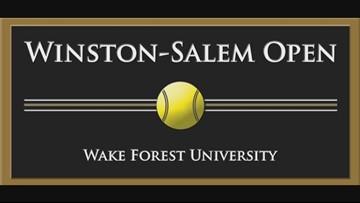 Winston-Salem Open Announces 2019 Playing Field
