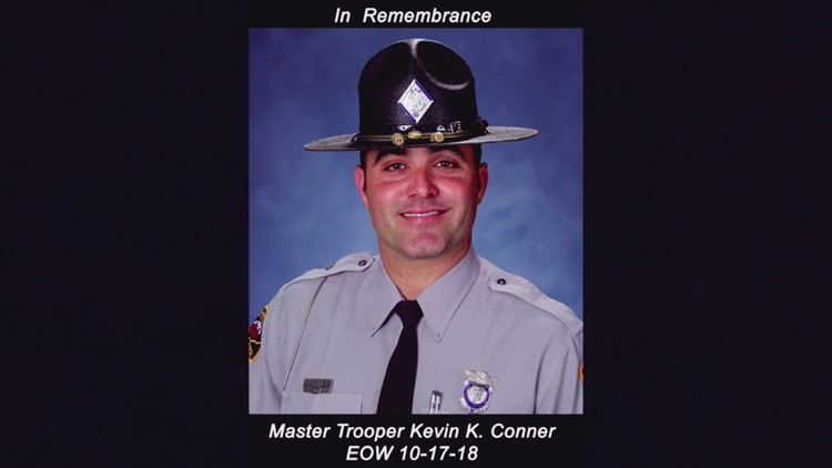 Funeral for NC State Highway Patrol Trooper Kevin Conner