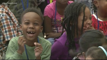 Read 2 Succeed: Fairview Elementary