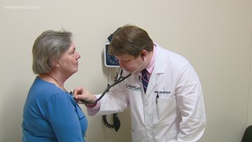 2 Your Well-Being: 'I Could Have Died!' Greensboro Woman's Warning About Heart Disease and High Cholesterol