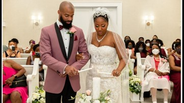 Bride and groom move wedding to Las Vegas, collect a refund from Greensboro venue