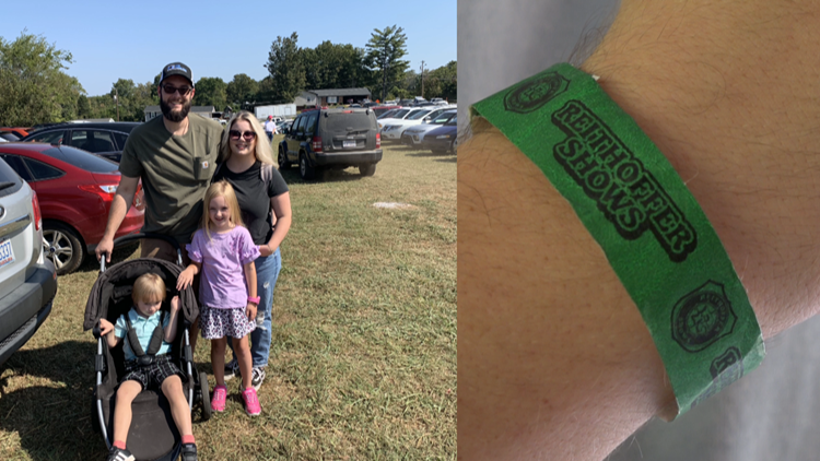Mother of 3-Year-Old With Autism Says Wristband Policy at Davidson County Fair Ruined Family's Trip