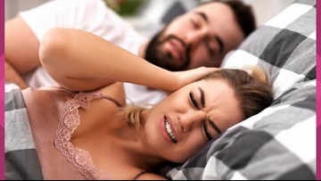 Let Us Save Your Relationship: How To Stop Snoring.