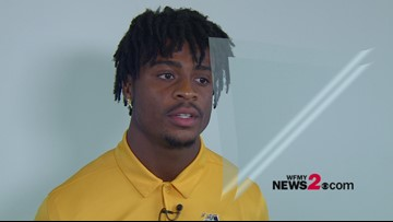 Interview With North Carolina A&T Defensive Back Mac McCain