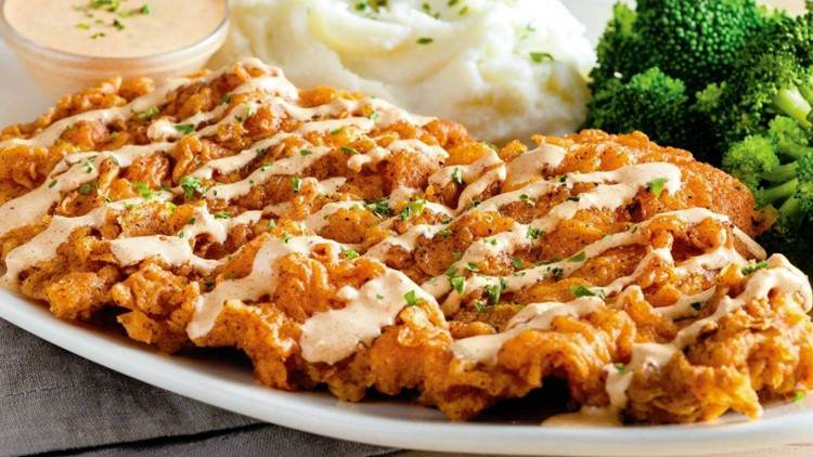 A new twist on fried chicken from Outback Steakhouse