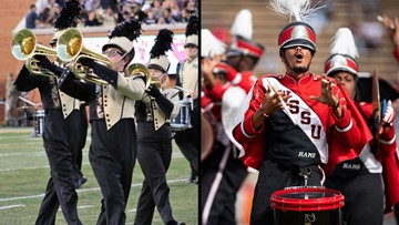 Winston-Salem State and Wake Forest Marching Bands to Join Forces in Historic Performance