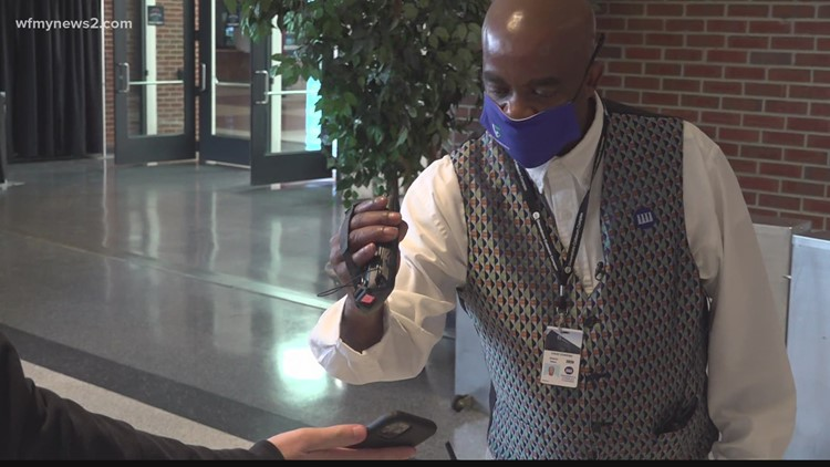 Greensboro coliseum employees are excited to be back at work