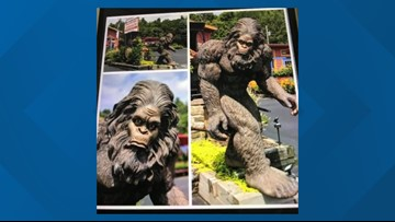 Bigfoot Found In NC, Seriously!