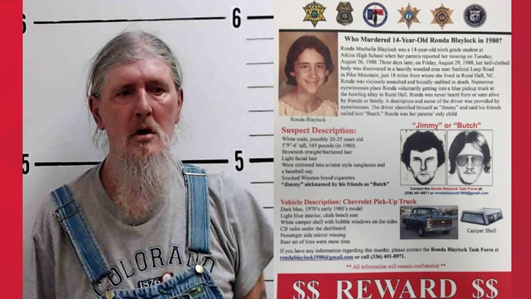More Details Revealed on Nearly 40-Year-Old Rape, Murder Case of Forsyth County Teen