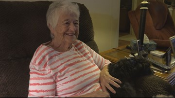 'He Was Sent Here From Heaven' | Garbage Collector Saves 90-Year-Old Woman Choking On Food