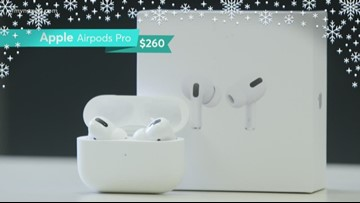 Are AirPods on the Christmas wish list?
