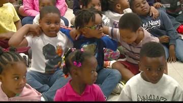 Read 2 Succeed: Washington Montessori
